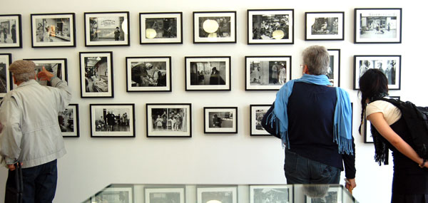 Magic Me Go and See an exhibtition at the Whitechapel gallery